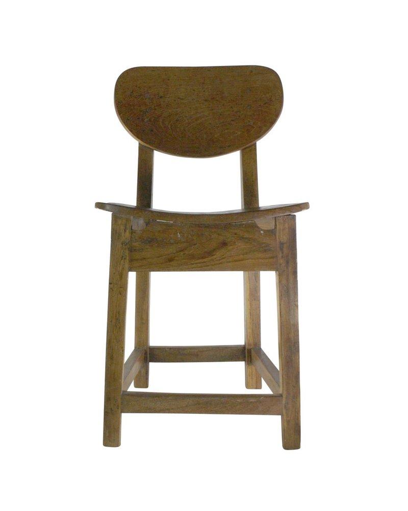 Vintage Wooden Kids Chair (1)