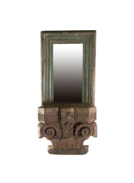 Corbel Wall Sconce Mirror (2)