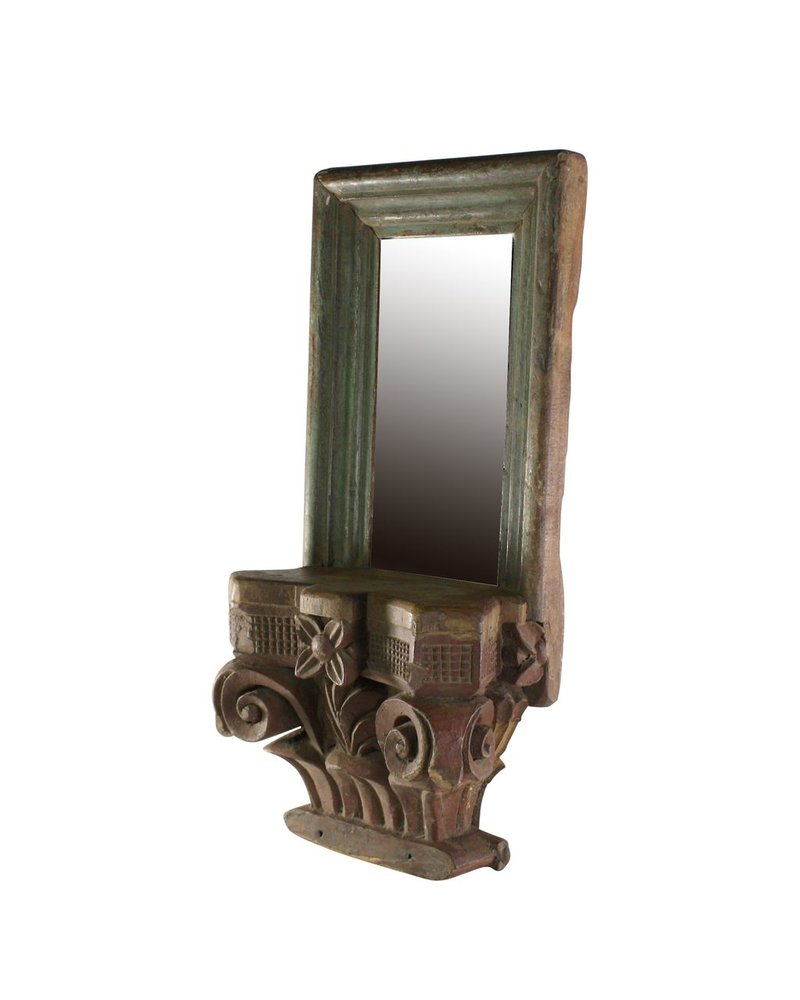 Corbel Wall Sconce Mirror (2)