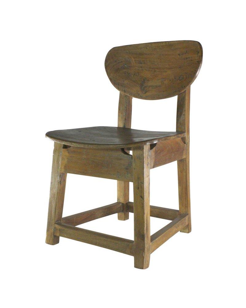 Vintage Wooden Kids Chair (2)