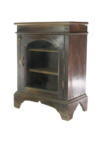 Vintage Wood Cabinet (220)