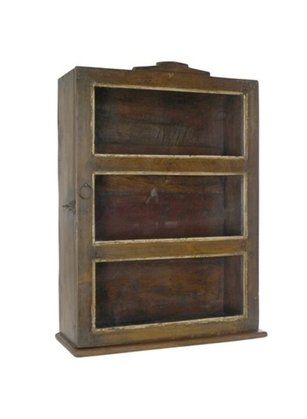 Vintage Wood Case (341)