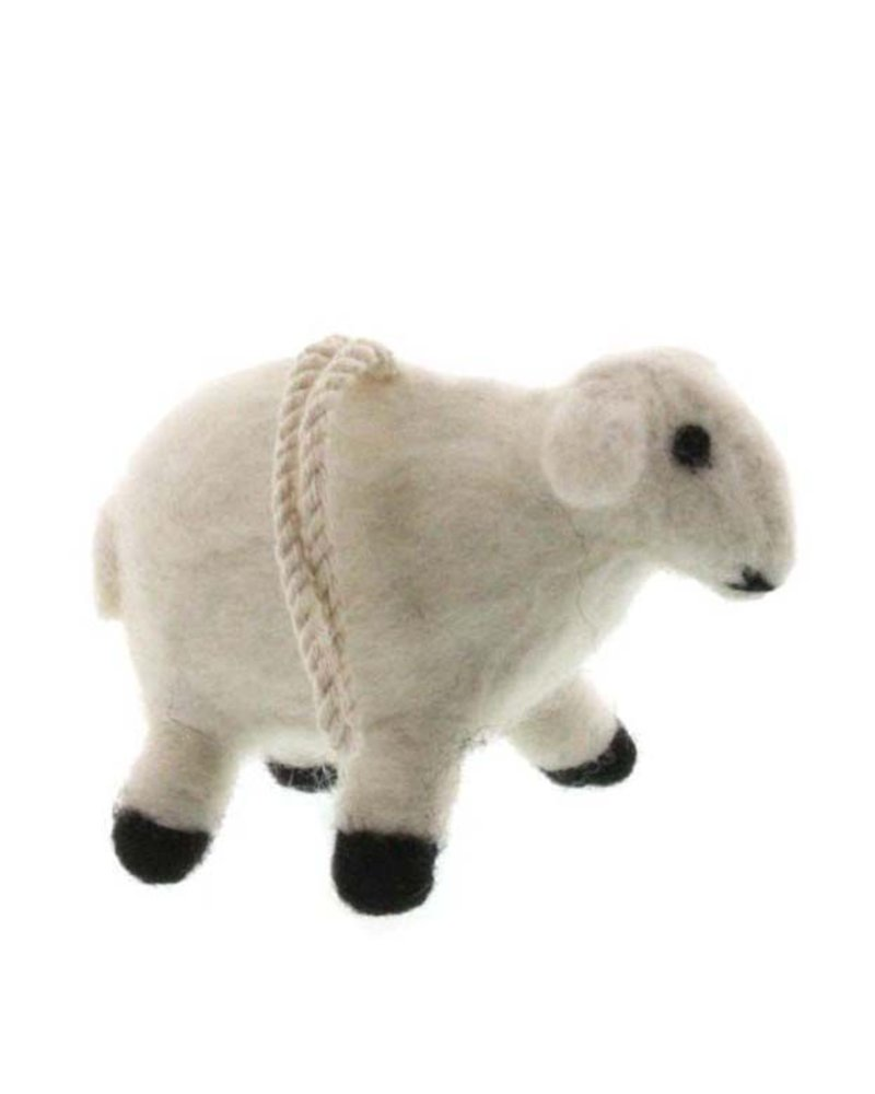 HomArt Felt Sheep Ornament
