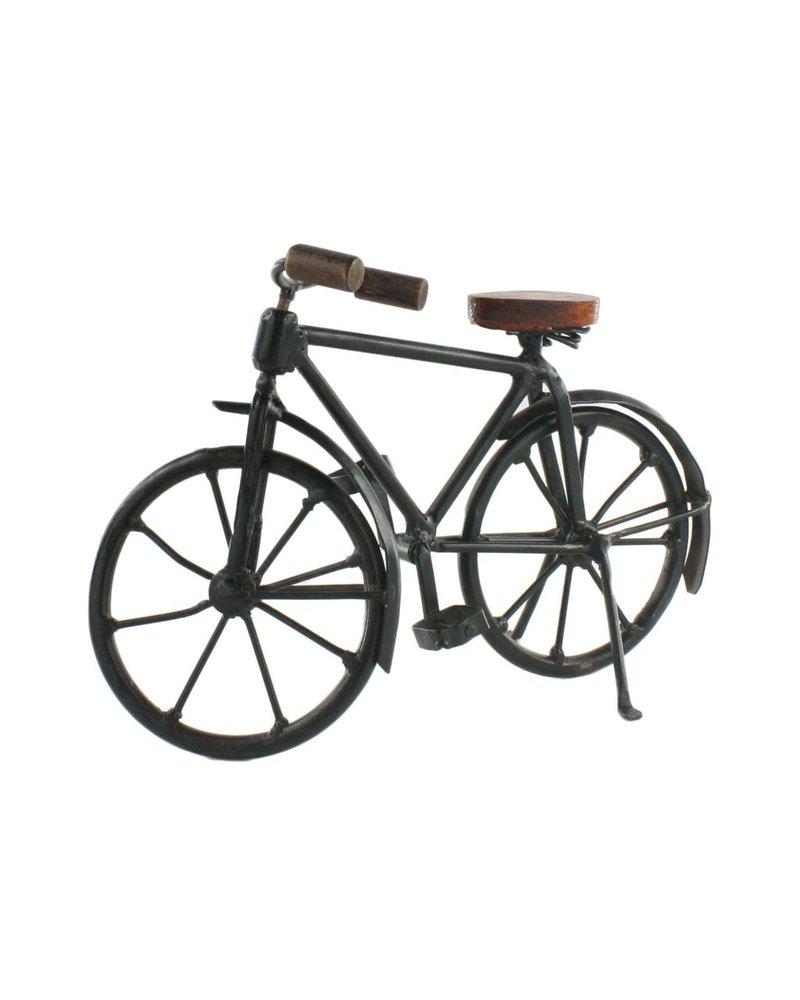 HomArt Iron and Wood Bicycle