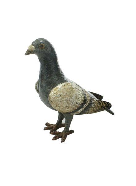 HomArt Pigeon - Cast Iron Grey