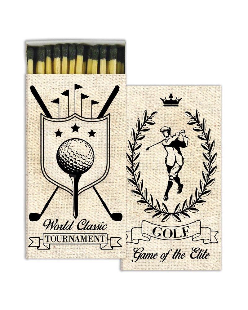 HomArt Golf HomArt Matches - Set of 3 Boxes