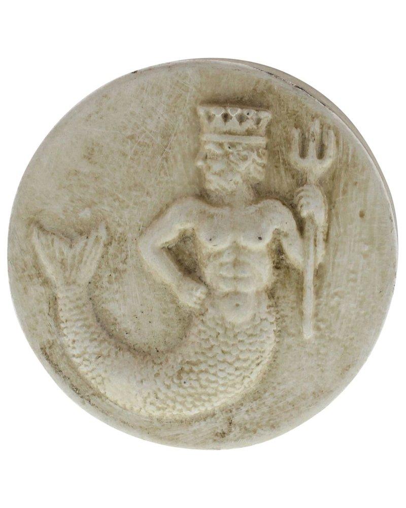 HomArt Neptune Round Ceramic Box