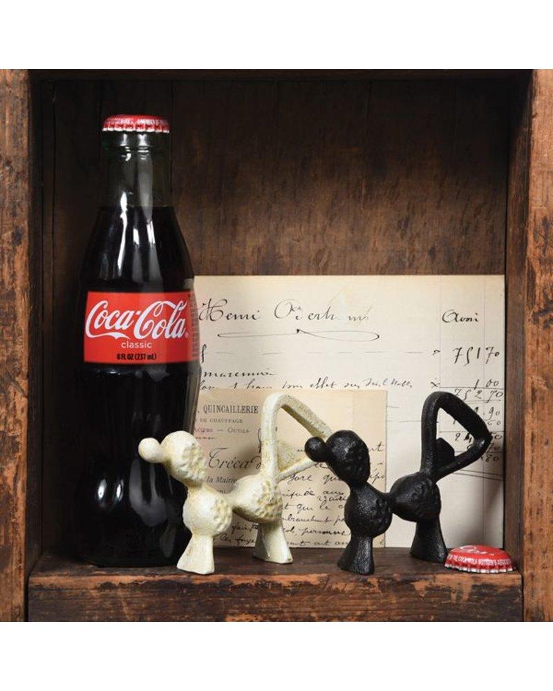 HomArt HomArt Black Poodle Bottle Opener