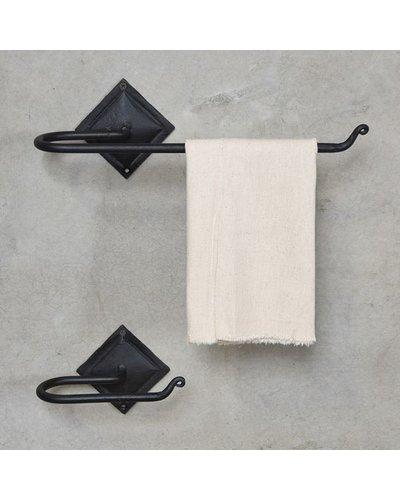 HomArt Durango Toilet Paper Bar - Forged Iron