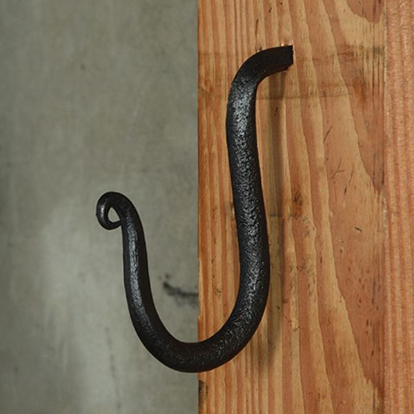 HomArt Spike Cast iron Beam Hook