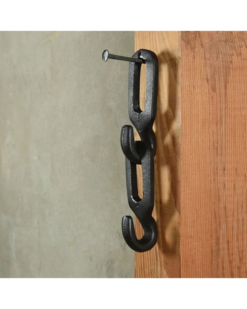HomArt Cast Iron Braun Hook