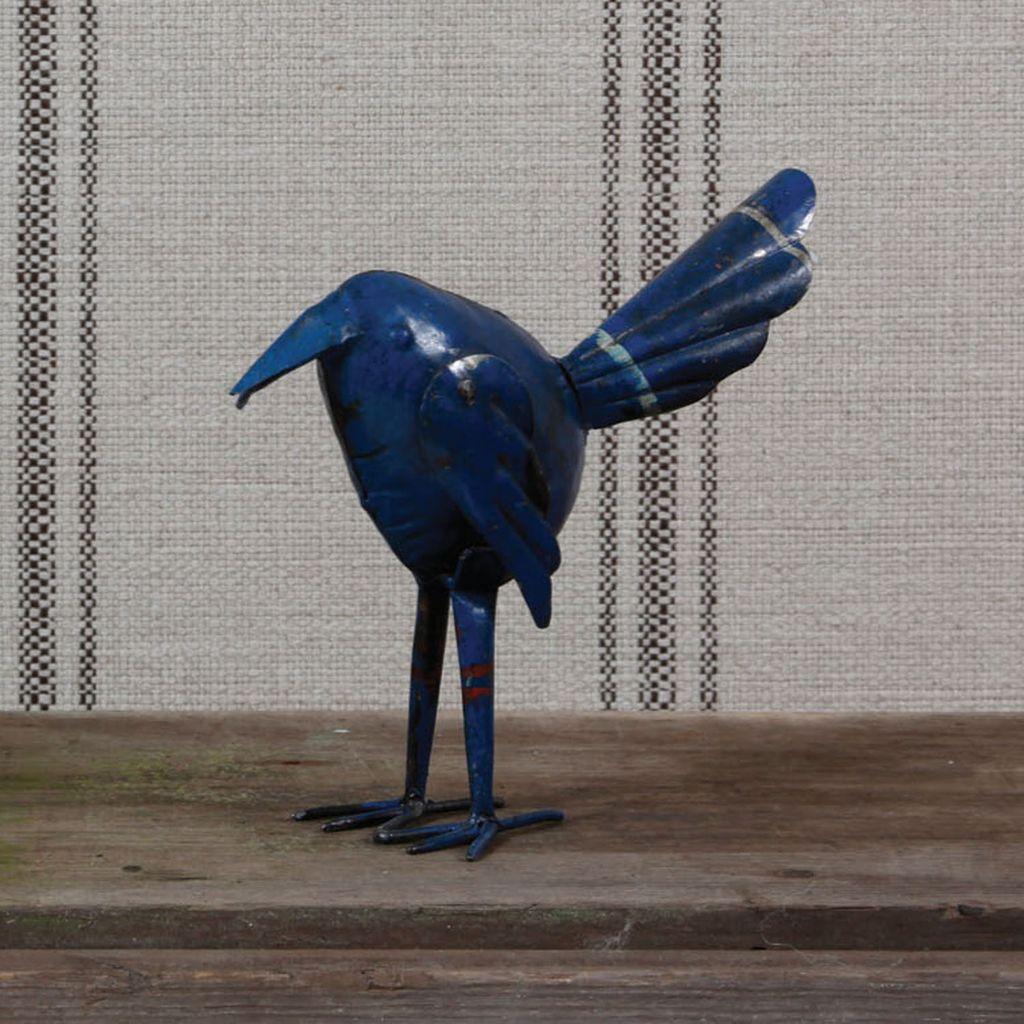 HomArt Reclaimed Metal Bird