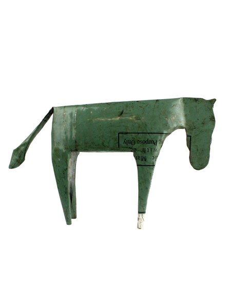 HomArt Reclaimed Metal Horse