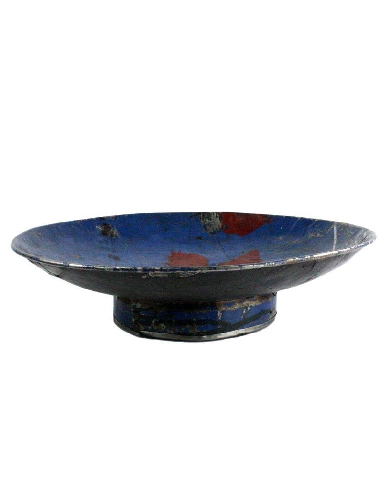 HomArt Reclaimed Metal Bowl - Med