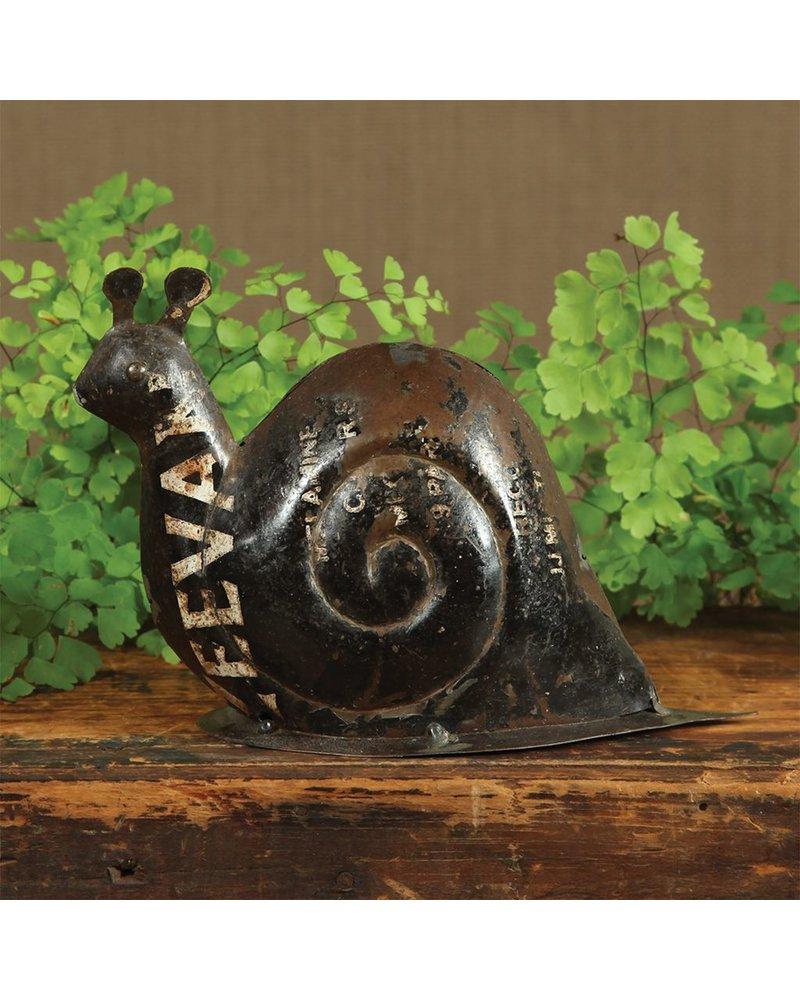 HomArt Reclaimed Metal Snail