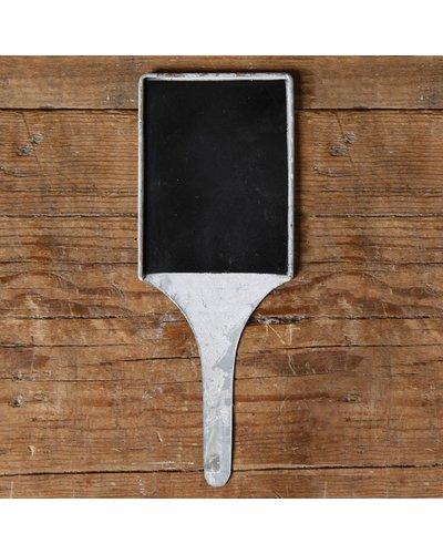 HomArt Chalkboard Tin Garden Marker - Med