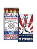 HomArt Baseball HomArt Matches Set of 3 Boxes