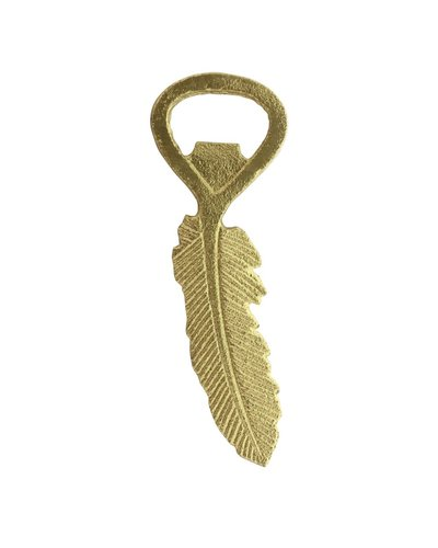 HomArt Feather Cast Iron HomArt Bottle Opener