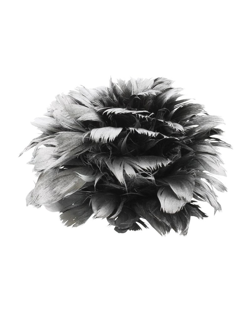 HomArt Silver Feather Pomanders Ball - Small
