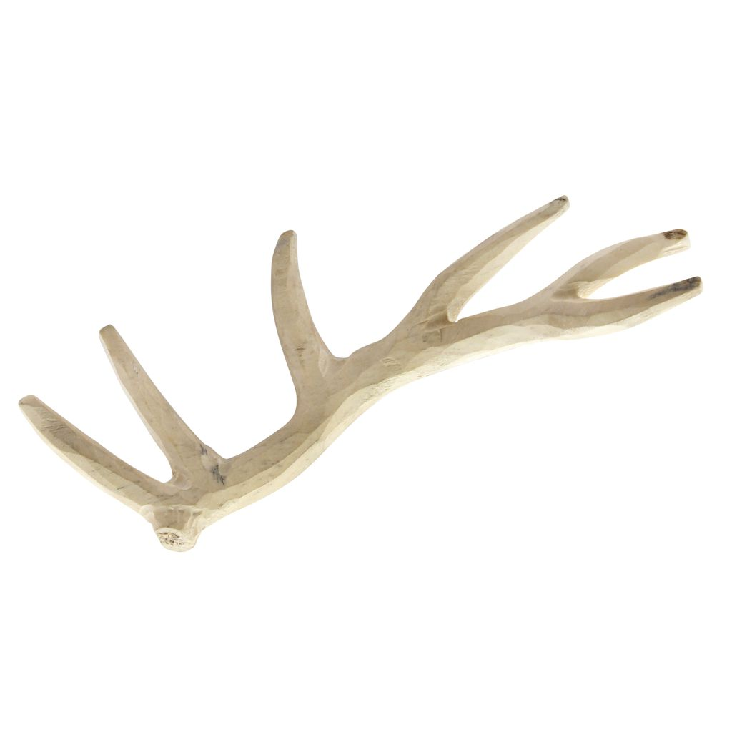 homart carved wood antlers antler object elk areohome
