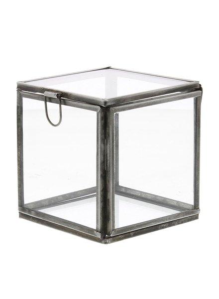 HomArt Pierre Demi Leaded Glass Box - Small
