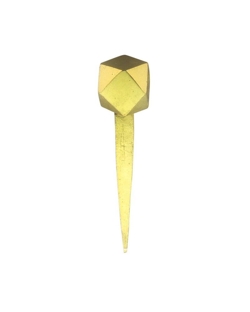 HomArt Brass Cubeoctahedron HomArt Forged Utility Iron Nail