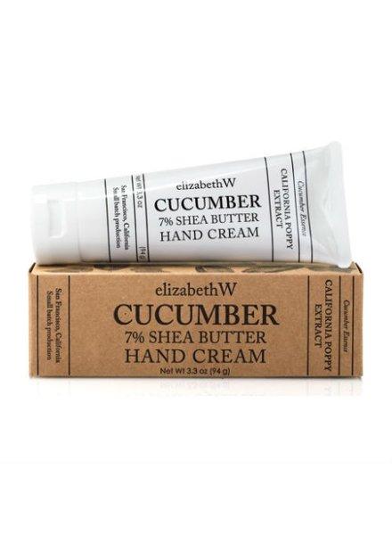 Hand Cream Cucumber 3.3oz