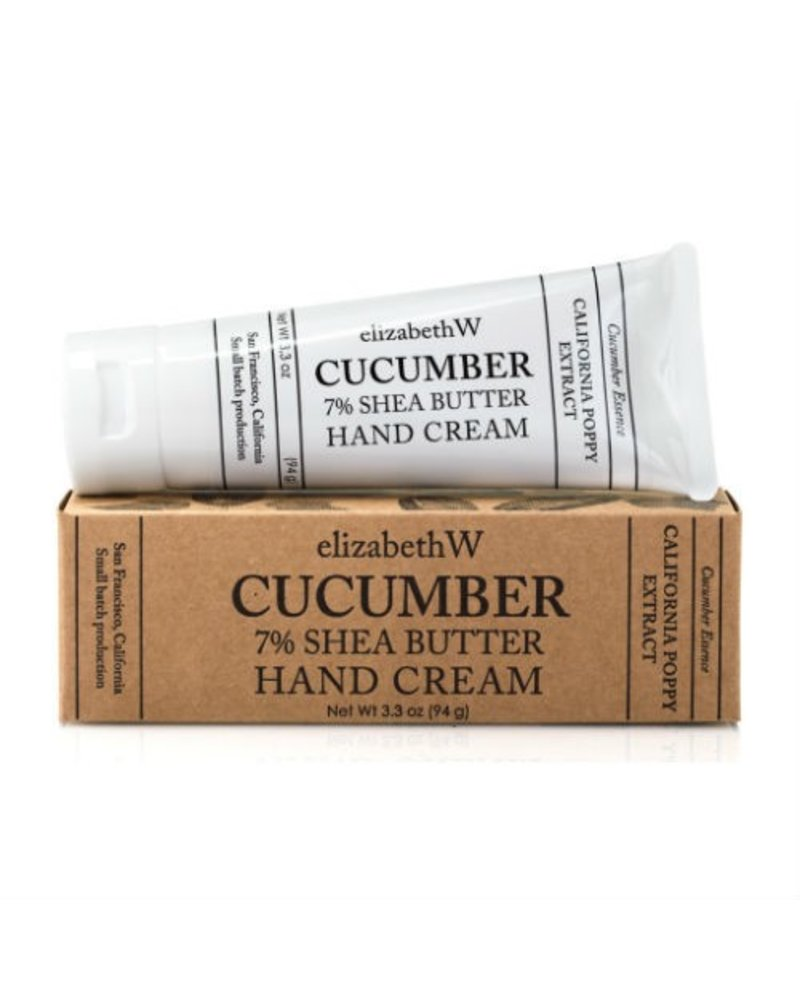 Hand Cream Cucumber 3.3oz