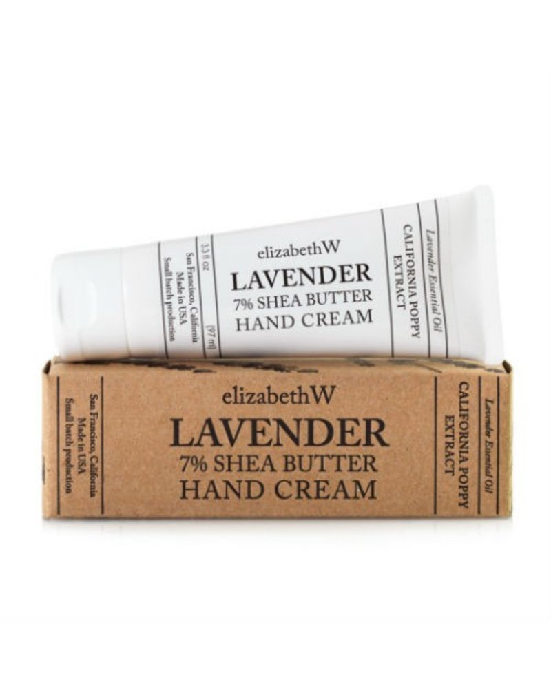 Hand Cream Lavender 3.3oz