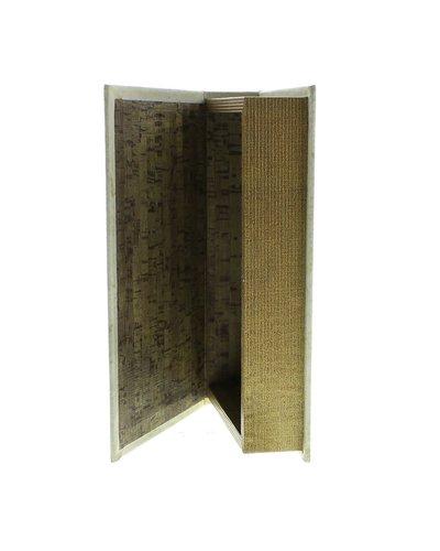 HomArt Vellum Book Box - 9.5 in - Vellum