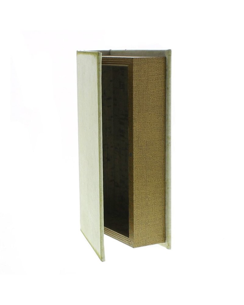 HomArt Vellum Book Box - 8.25 in - Vellum
