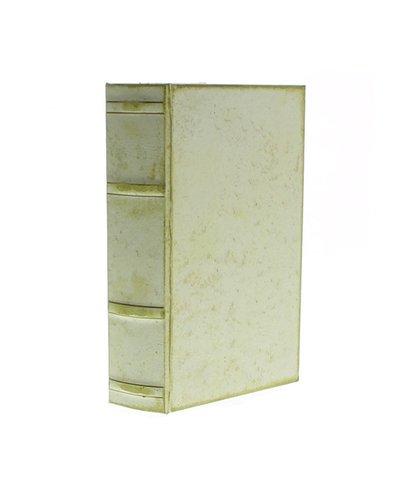 HomArt Vellum Book Box - 8.25 in - Vellum