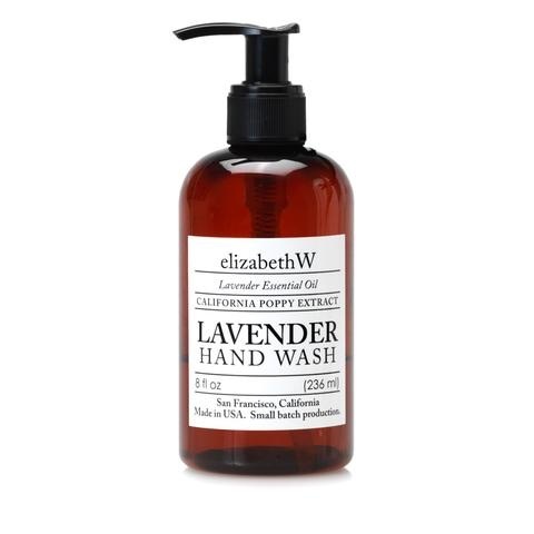 Hand Wash Lavender 8oz