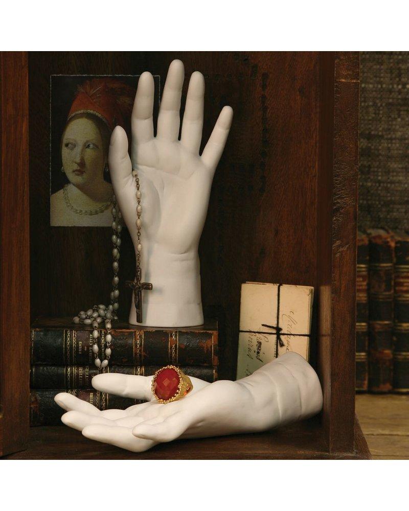 HomArt Victoria's Hand - Left - Porcelain White