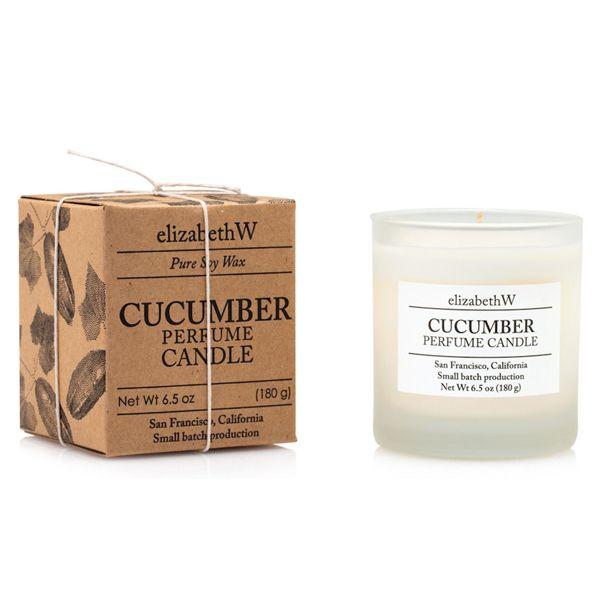 Perfume Candle Cucumber 6.5oz