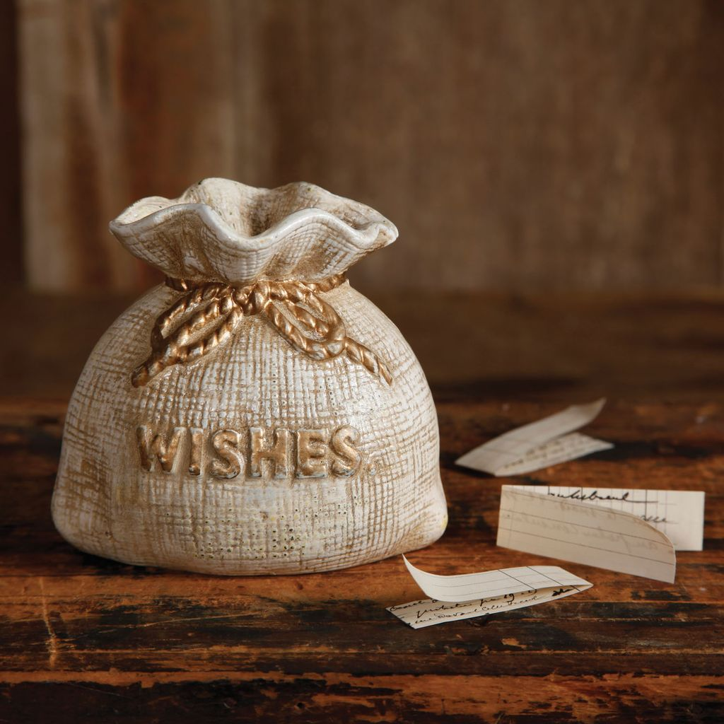 HomArt Bag of Wishes - Cast Iron