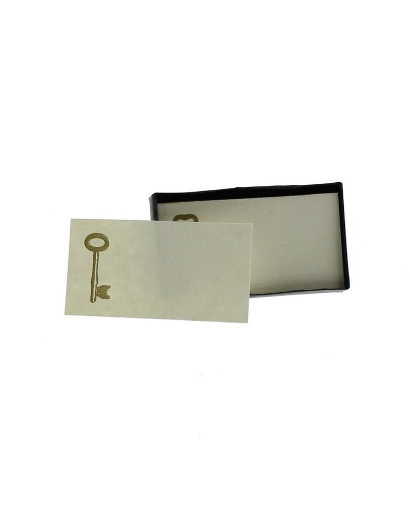 HomArt Keys Printed Paper Cards - Box of 32