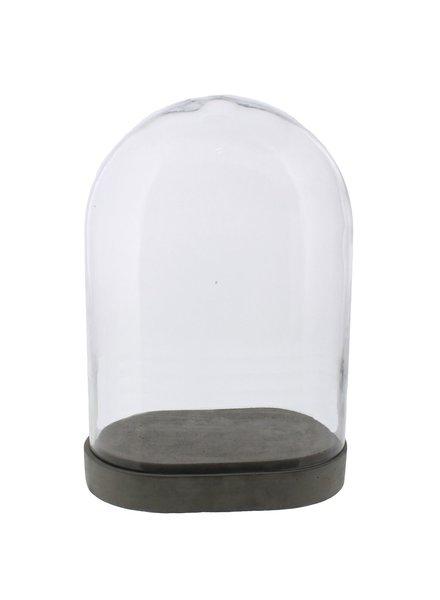 HomArt Risa Cement Base - Oval, Med