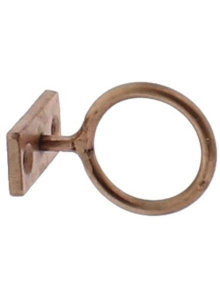 HomArt Copper Bijou Ring - 2 in  Copper