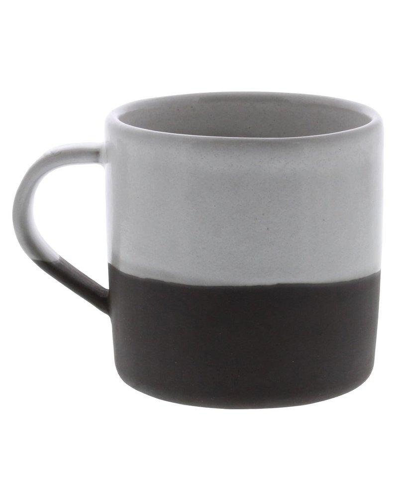 HomArt Liam Ceramic Mug  Partial Glaze