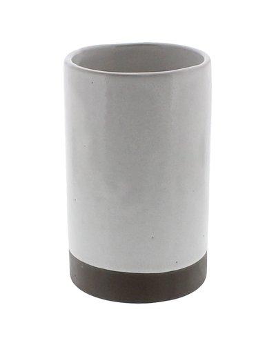 HomArt Liam Ceramic Wine Cooler - Partial Glaze