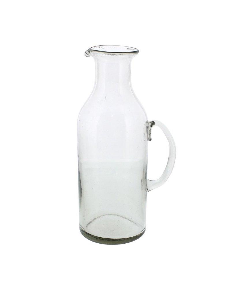 HomArt Cantina Recycled Glass Carafe