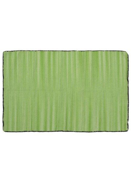 HomArt Tarabuco Cotton Rug, 2x3  Apple