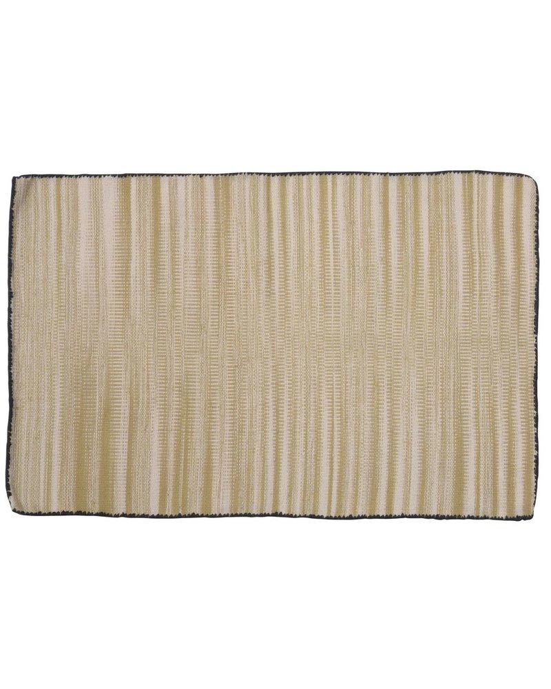 HomArt Tarabuco Cotton Rug, 2x3  Moon