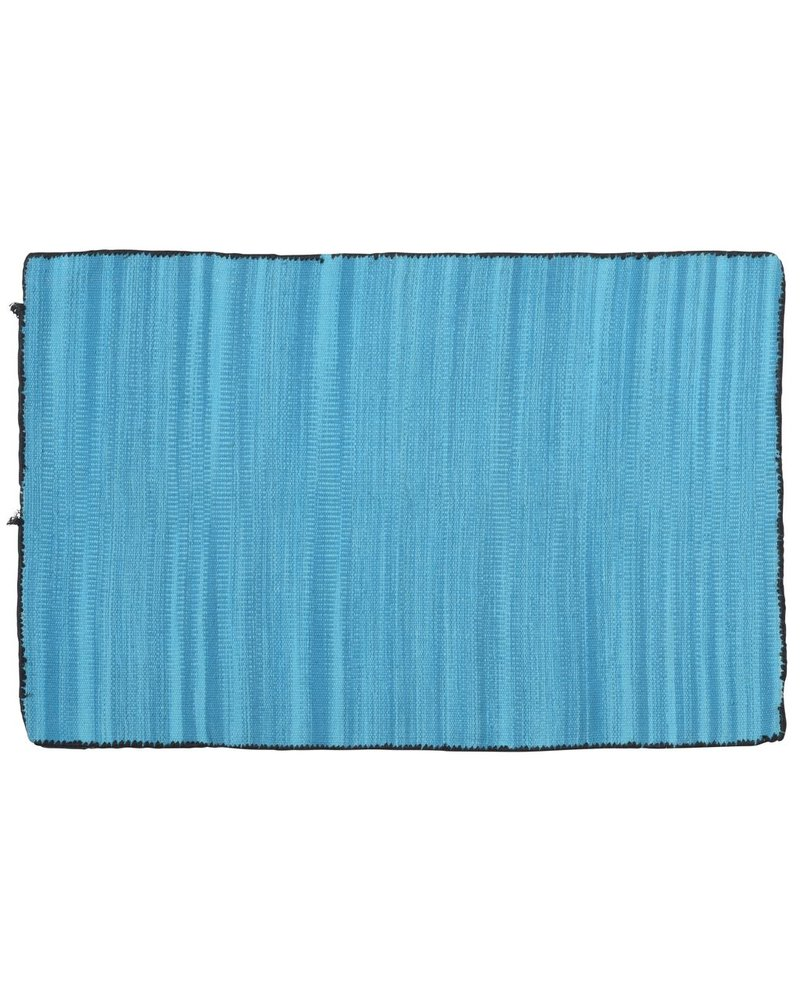 HomArt Tarabuco Cotton Rug, 2x3  Lake