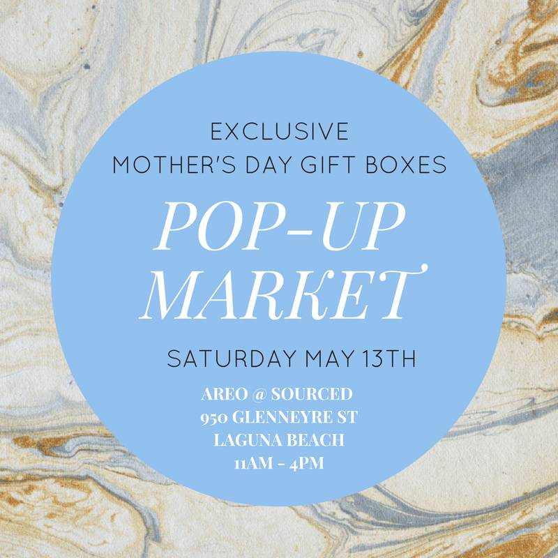 May 13 POP-UP MARKET @SOURCED