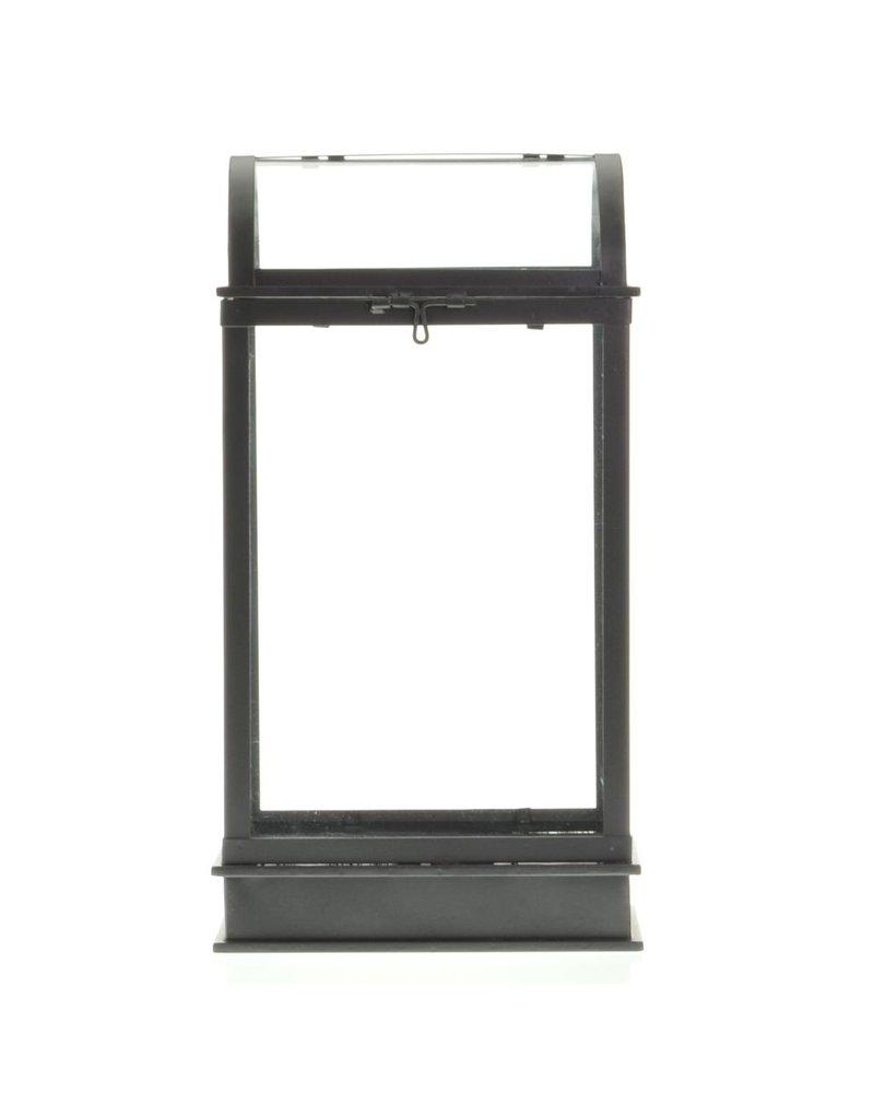 HomArt Capital Display Case - Sm Antique Black