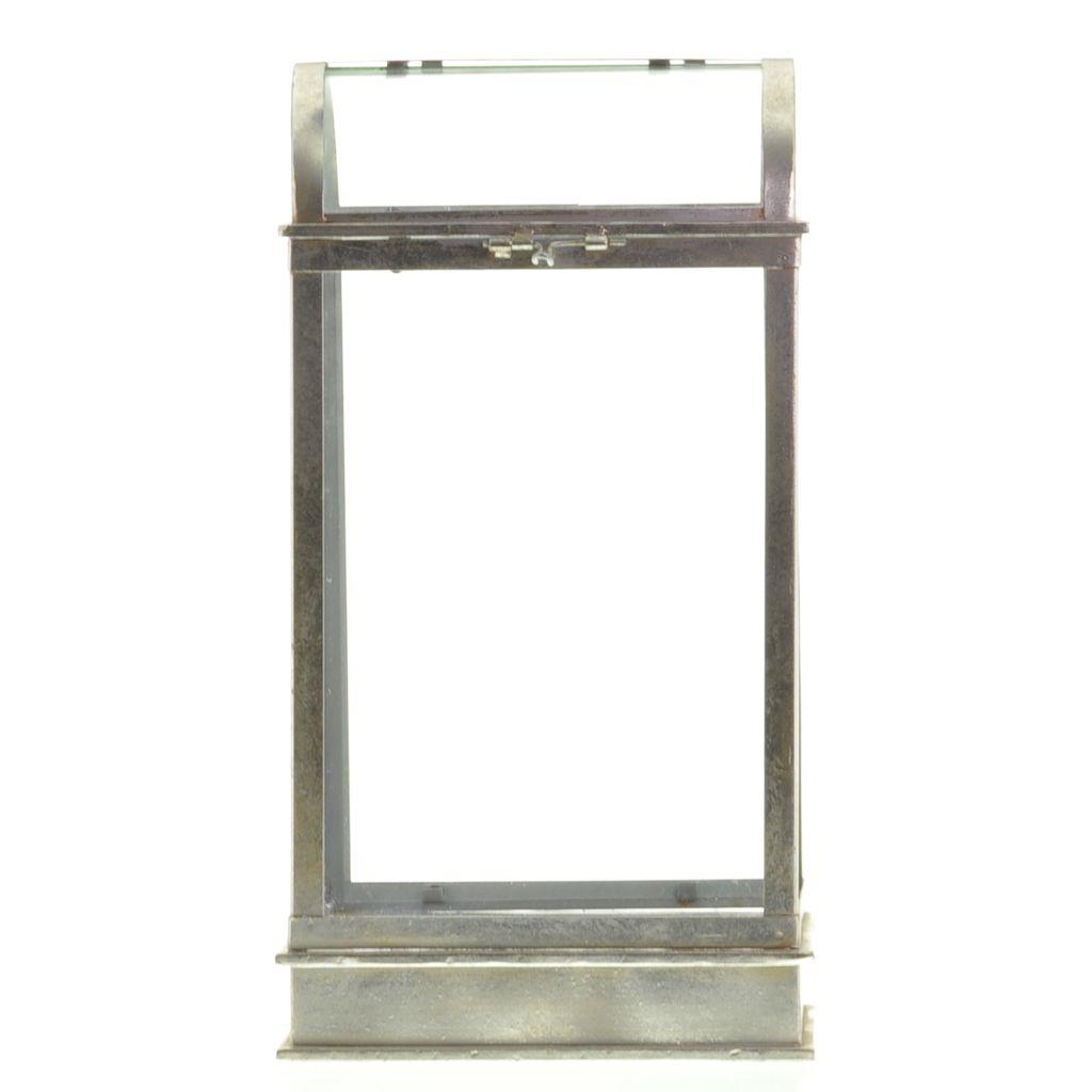 HomArt Capital Display Case - Sm Silver