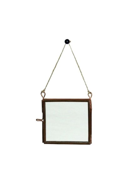 HomArt Cornell Ornament Frame - 3x3 - Copper