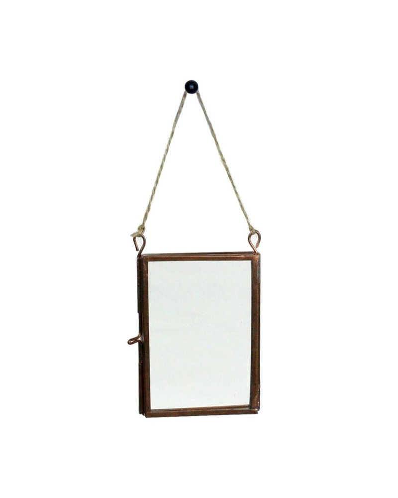 HomArt Cornell Ornament Frame - 2.5x3.5 Vertical - Copper